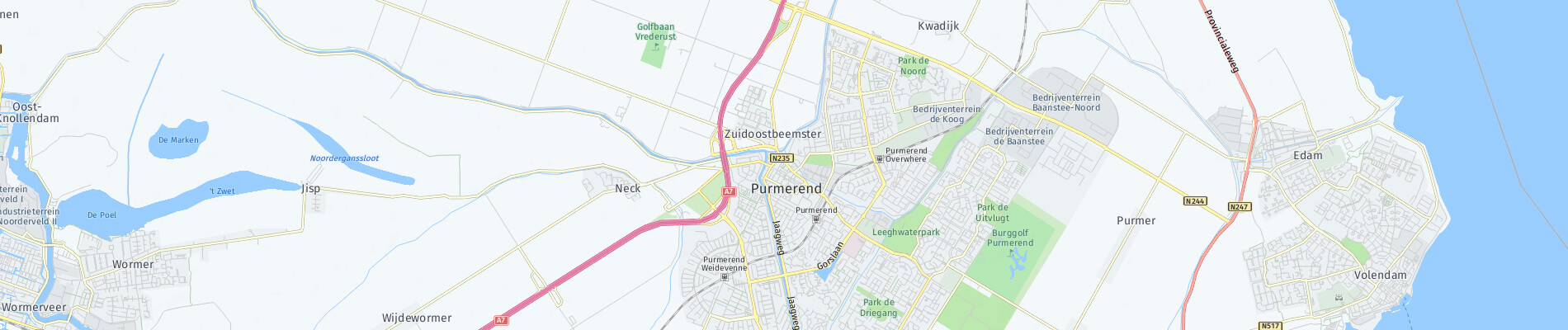 Purmerend banner